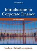 Financial Management. by Scott Smart, John Graham: Smart, Scott B.