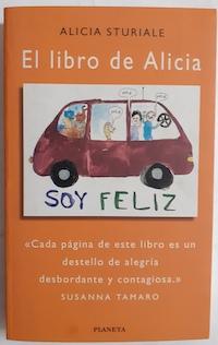 Imagen del vendedor de El libro de Alicia a la venta por Ofisierra