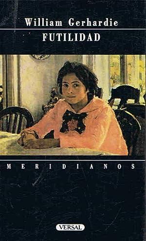 Imagen del vendedor de FUTILIDAD. a la venta por Librería Torreón de Rueda