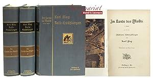 Im Lande des Mahdi. Illustrierte Reiseerzählungen. 3: May, Karl.
