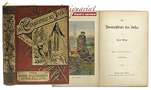Das Vermächtnis des Inka. 2. Auflage.: May, Karl.