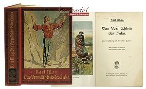 Das Vermächtnis des Inka. Eine Erzählung für: May, Karl.