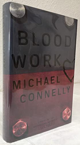 BLOOD WORK (SIGNED FIRST EDITION)