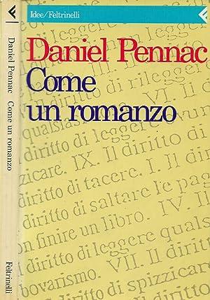 Come un romanzo: Daniel Pennac