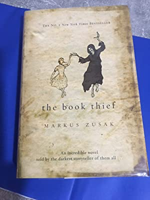 The Book Thief (Signed UK HB 1/1 + Bookmark and Press Release)