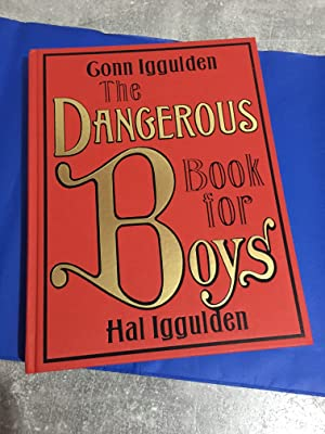 The Dangerous Book for Boys (As New - Signed UK HB 1/1)