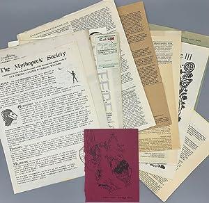 Bild des Verkäufers für Tolkien Society of America / Belknap College Ephemera Archive zum Verkauf von Ken Sanders Rare Books, ABAA