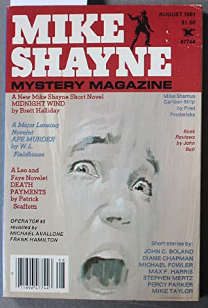Mike Shayne - Mystery Magazine (Pulp Digest: Brett Halliday; W.L.
