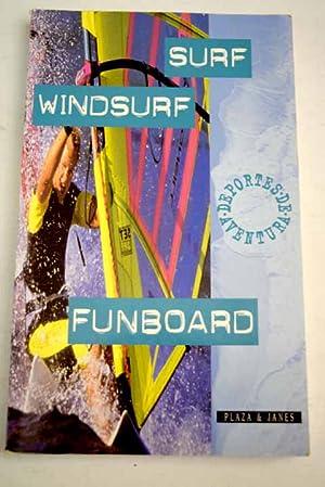 Imagen del vendedor de Surf, windsurf, funboard a la venta por Alcaná Libros