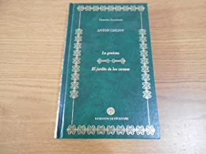 La gaviota. El jardín de los cerezos.: Chéjov, Antón Pávlovich