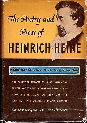 The Poetry and Prose of Heinrich Heine: Heine, Heinrich) Ewen,