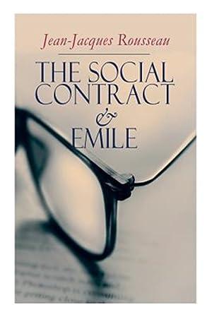 Image du vendeur pour The Social Contract & Emile mis en vente par GreatBookPrices