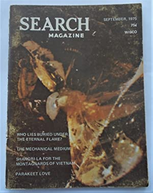 Search Magazine (Issue No. 123 - September 1975)