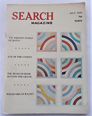 Search Magazine (Issue No. 122 - July 1975)