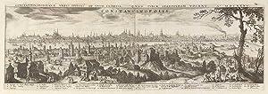 Constantinopolis.: MERIAN, Matthaus.