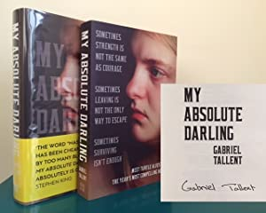 My Absolute Darling (PROOF + SIGNED FIRST EDITION)