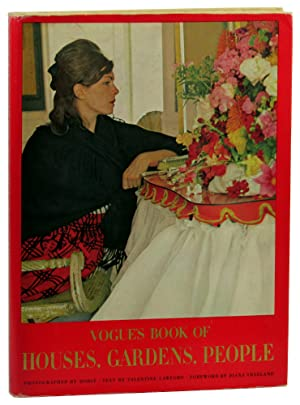 Vogue's Book of Houses, Gardens, People: Horst; Valentine Lawford(