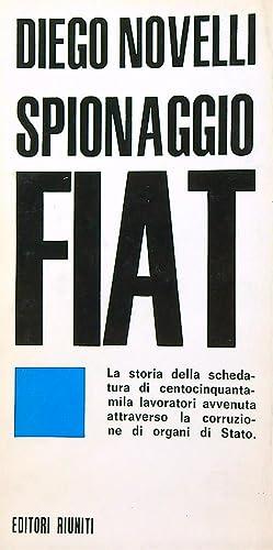Spionaggio Fiat: Novelli, Diego