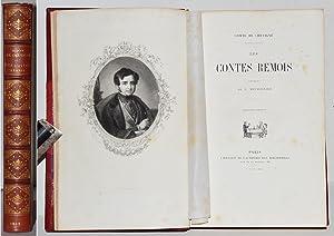 LES CONTES REIMOIS.: CHEVIGNÉ Comte de,