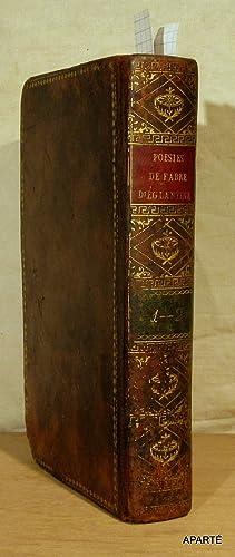 ?uvres mêlées et posthumes.: FABRE D'ÉGLANTINE, Ph.-Fr.-Nazaire
