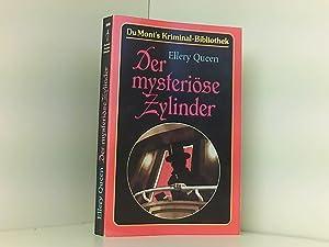 Der mysteriöse Zylinder, Sonderausgabe: Queen, Ellery: