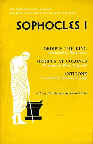 The Complete Greek Tragedies: Sophocles v.8: Oedipis the King, Oedipus at Colonus, Antigone