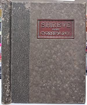 Shreve and Company (Established 1852 San Francisco)