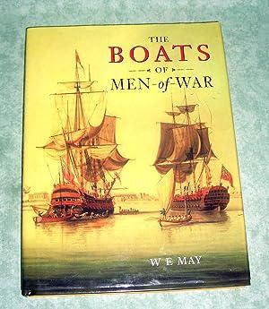 The Boats of Men of War.: Marinegeschichte - Schiffe