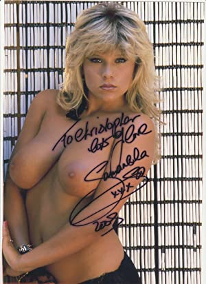 Samantha Fox (association item)