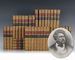 The Works of Alexandre Dumas, Including: The: Dumas, Alexandre [Alexander]