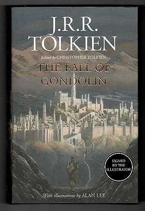 Bild des Verkäufers für The Fall of Gondolin zum Verkauf von OJ-BOOKS    PBFA