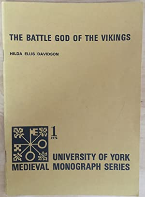 The Battle God Of The Vikings : the first G. N. Garmonsway Memorial Lecture