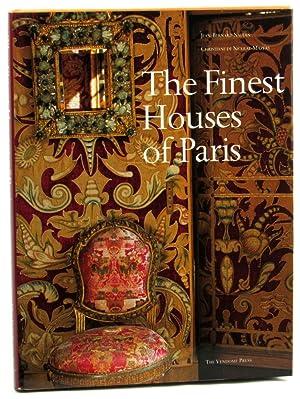 The Finest Houses of Paris: Jean-Bernard Naudin and