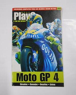 PLAY MANIA MOTO GP 4 Nº 43.