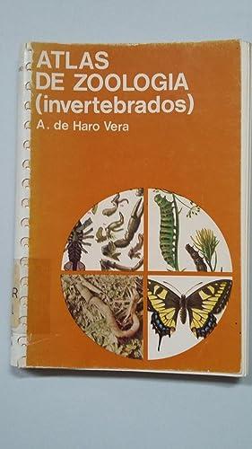 Atlas de zoología (invertebrados) - A. de