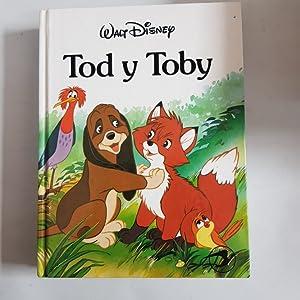 Tod y toby - ediciones gaviota -