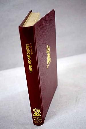 Imagen del vendedor de Tácticas de tenis a la venta por Alcaná Libros
