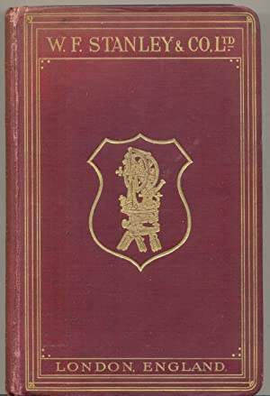 "Stanley Instruments Catalogue Thirty-First ""M"" Edition"