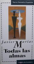 TODAS LAS ALMAS: JAVIER MARIAS