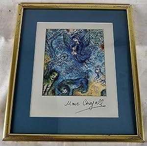 The Magic Flute : La flute enchantee: Marc Chagall