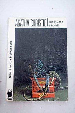 Los cuatro grandes: Christie, Agatha