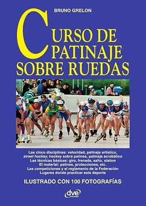 Curso de patinaje sobre ruedas: Bruno Grelon