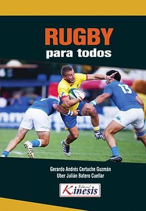 Rugby para todos: Batero Cuellar Uber