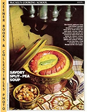 McCall's Cooking School Recipe Card: Soups 1 - Split-Pea Soup With Kielbasa (Replacement McCall's...