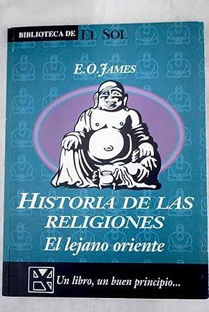 Historia de las religiones. El lejano oriente: James, E. O.