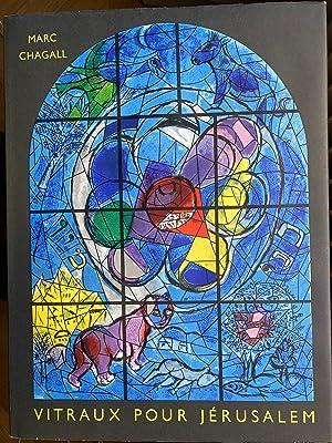Vitraux pour Jérusalem: Marc Chagall