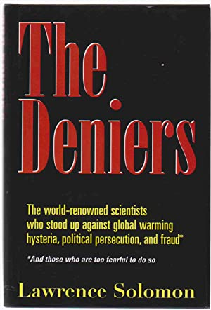 Seller image for THE DENIERS for sale by Easton's Books, Inc.
