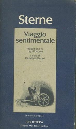 Viaggio sentimentale: Laurence Sterne