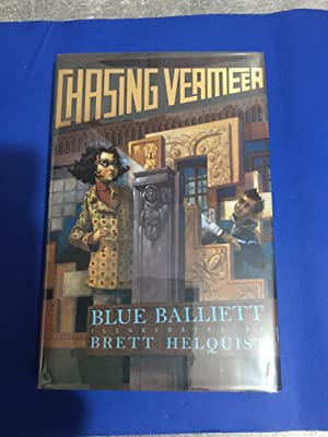 Chasing Vermeer (Dbl Signed US HB 1/1 - As New Copy)