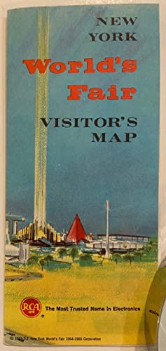 New York World's Fair Visitor's Map